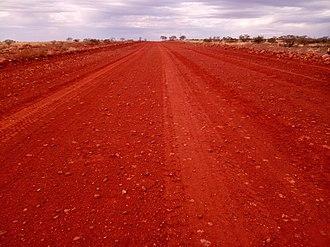 Oodnadatta Track - Image: Oodnadatta track