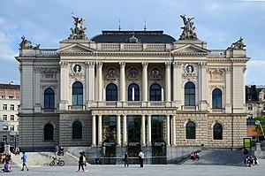 Zürich Opera House - Zürich Opera House