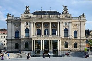 Zürich Opera House opera house