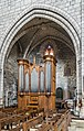 Organs of the Notre-Dame collegiate church of Villefranche-de-Rouergue 04.jpg