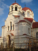 Orthodox Church of St Michael the Archangel in Vilnius01.JPG