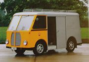 Ortsdienstwagen