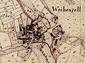 Ortsplan Weihenzell (1824).jpg