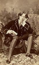 Oscar Wilde -  Bild