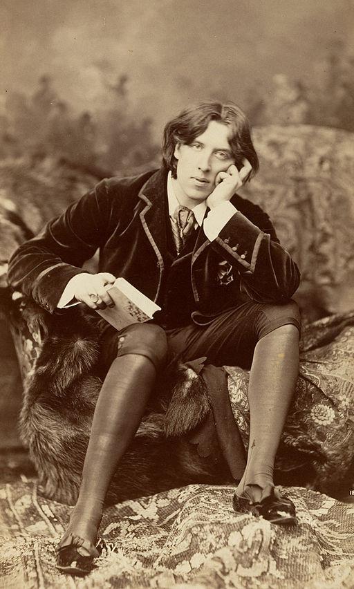 Oscar Wilde Sarony