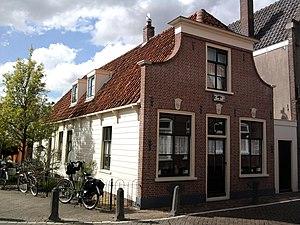 Amsterdam Nieuw-West - Town of Sloten.