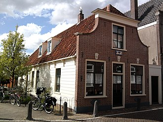 Amsterdam Nieuw-West - The town of Sloten was founded in the 11th century.