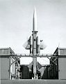 Otis Air Force Base Bomarc-B missile.jpg