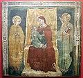 Ottaviano nelli, madonna col bambino tra i ss. maddalena e stefano, 1400-10 ca..JPG