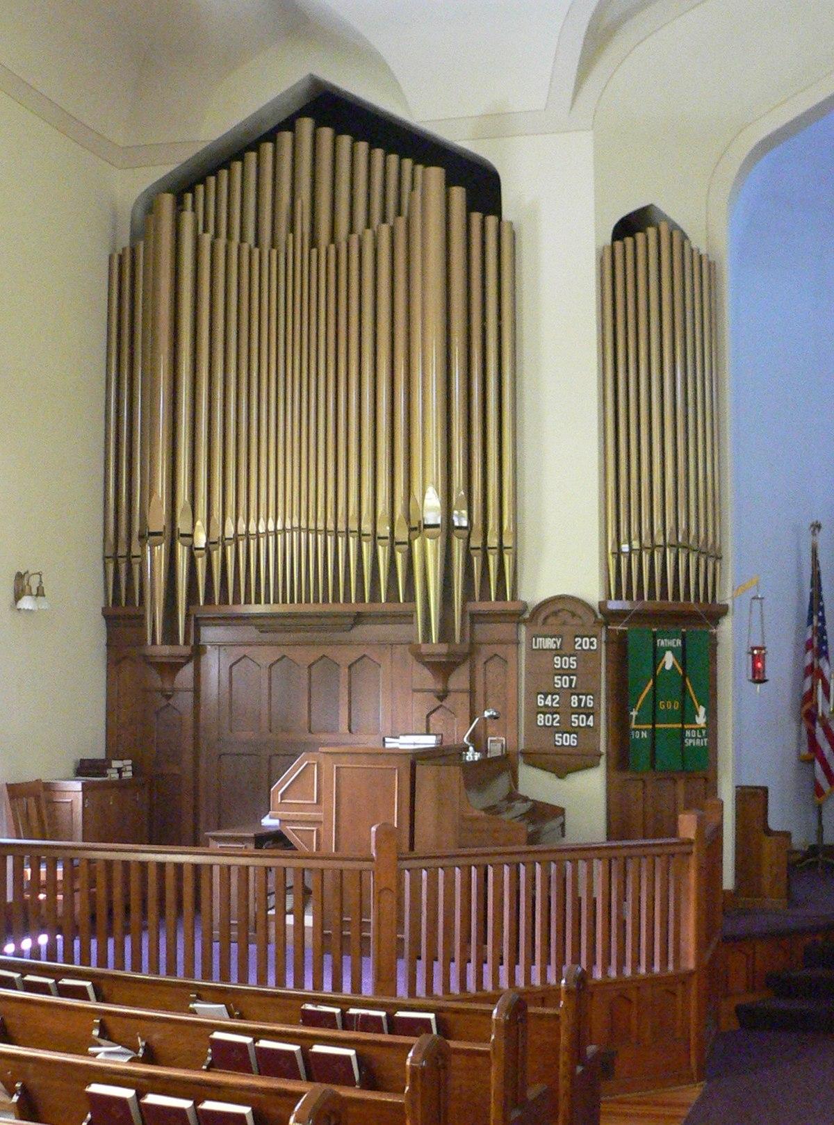 hinners organ company wikipedia