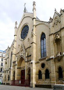 201 Glise Saint Eug 232 Ne Sainte C 233 Cile Wikipedia