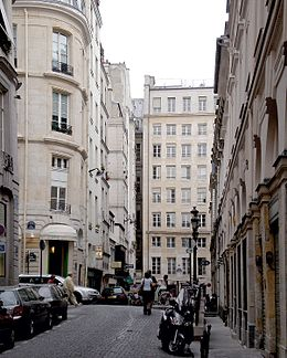Image illustrative de l'article Rue de Beaujolais