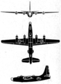 PB4Y-2 Privateer 3-view.png