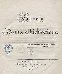https://upload.wikimedia.org/wikipedia/commons/thumb/a/a7/PL_Adam_Mickiewicz-Sonety_Adama_Mickiewicza_003.jpeg/200px-PL_Adam_Mickiewicz-Sonety_Adama_Mickiewicza_003.jpeg