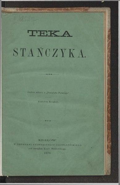 File:PL Teka Stańczyka.djvu