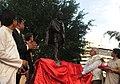 PM Narendra Modi unveils statue of Mahatma Gandhi at Brisbane, Australia (1).jpg