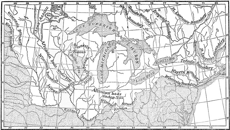 File:PSM V49 D381 Stages of the ice age in the us and canada.jpg