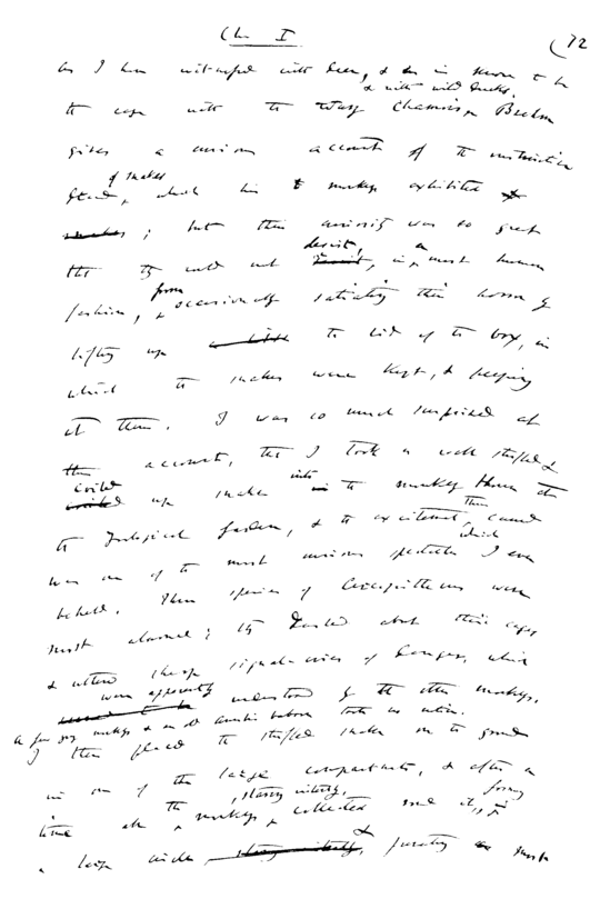 PSM V74 D414 Darwin letter to lyell.png