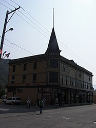 Pack Train Building in Skagway, Alaska.jpg