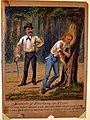 """Painting """"Souvenir of Elections in St. Louis"""" by Edward Jump.jpg"""