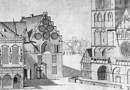 Palatium - Bremen - 1695