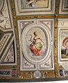 Palazzo di sforza almeni, sala con affreschi, figura allegorica 05.JPG