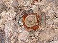 Palenque - El Palacio 9 - Wandmalerei.jpg