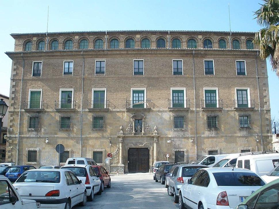 Pamplona - Palacio Arzobispal 2