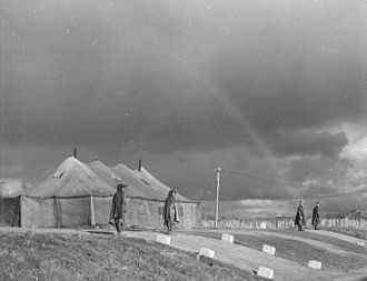 Korean Armistice Agreement - Site of negotiations in 1951