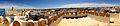 Panorama of Kairouan roofs - Panorama des toits de Kairouan.jpg