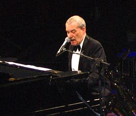 Paolo Conte in de Berliner Philharmonie in 2005.