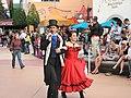 Parade in Disney Village 1.jpg