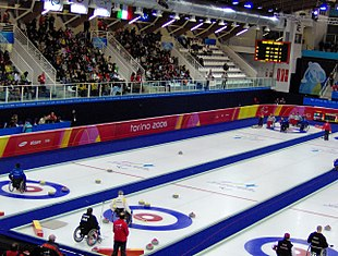 Sedie A Rotelle Torino : Curling in carrozzina wikipedia