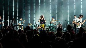 Paramore - Paramore in 2017