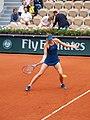 Paris-FR-75-open de tennis-2018-Roland Garros-stade Lenglen-29 mai-Maria Sharapova-02.jpg