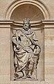 Paris - Dôme des Invalides - Statue - PA00088714 - 003.jpg