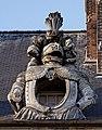 Paris - Les Invalides - Façade nord - Lucarne - PA00088714 - 003.jpg