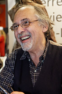 Paris - Salon du livre 2012 - Art Spiegelman - 001.jpg