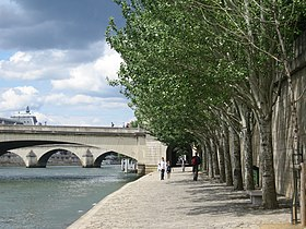 Paris 75001 Port du Louvre Pont du Carrousel 20080713.jpg
