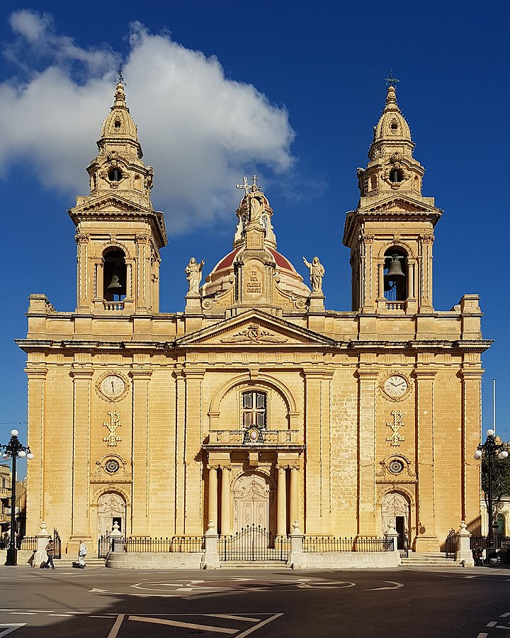 St Andrew's Parish Church, Luqa