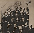 Parlementaires allemands et français à Bâle (Le Miroir, 1914-06-21).jpg