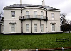 Parrs Wood House