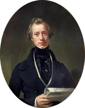 John Orlando Parry - Image: Parryport 1840