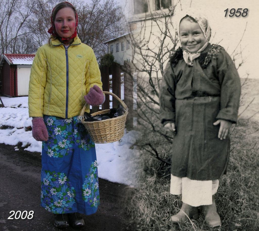 Paskkarringar 1958, 2008