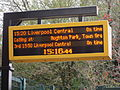 Passenger information sign at Ormskirk (2).JPG