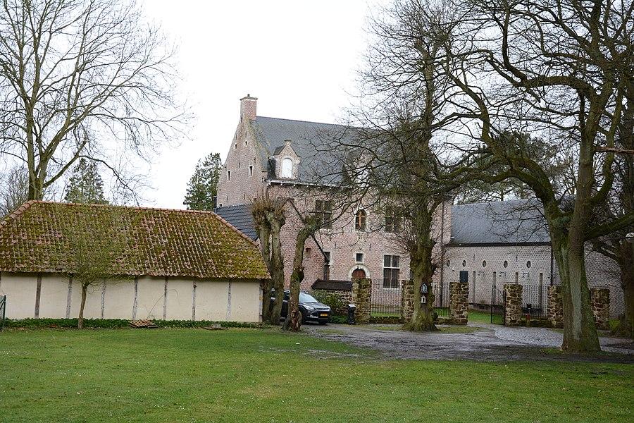 Pastorie dubbelhuis, Pastoriestraat 5, Oostham