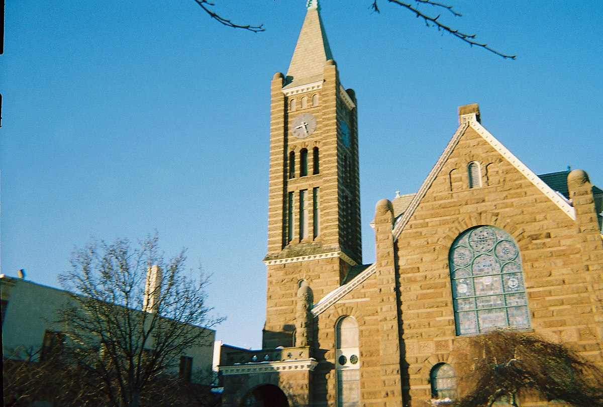 Congregational Church of Patchogue - Wikipedia
