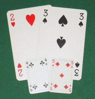 Patience (game) - Patience cards are smaller than poker or bridge cards