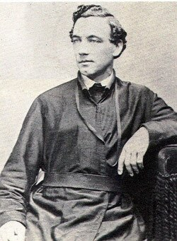 Patrick Francis Healy portrait