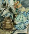 Paul Kleinschmidt Hortensien und Tulpen 1925.png